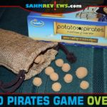 There are few multi-player board games that also teach coding principles. Potato Pirates by ThinkFun is one of the first! Find out more on SahmReviews.com!
