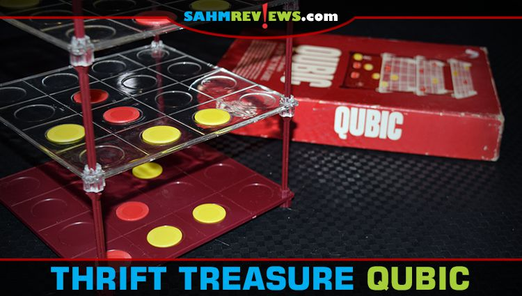 Thrift Treasure: Qubic