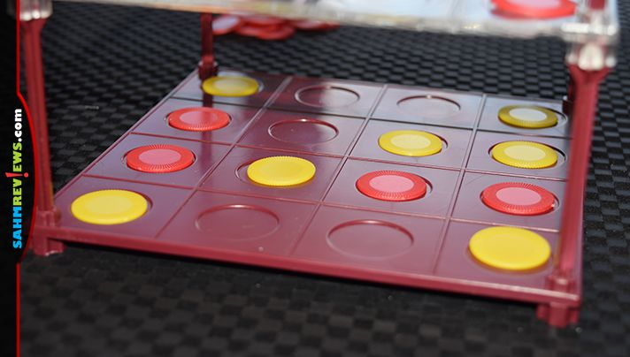 We were so excited to find a 3D Chess board a couple years ago and haven't seen another since. We found the next best thing - Qubic! It's 3D Connect 4! - SahmReviews.com