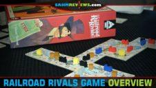 Railroad Rivals Train Game Overview