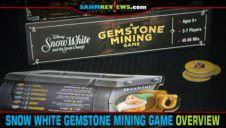 Disney Snow White Gemstone Mining Game Overview