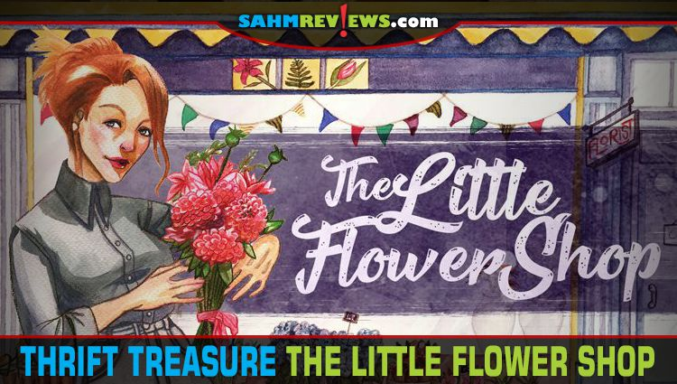Thrift Treasure: The Little Flower Shop