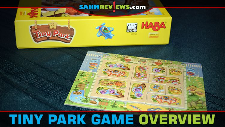 Tiny Park Dice Game Overview
