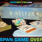 Learn about birds as you play Wingspan, an engine-building strategy game from Stonemaier Games. - SahmReviews.com
