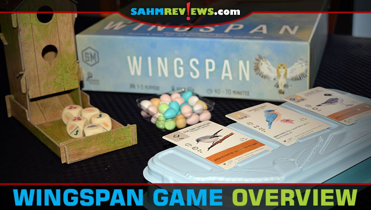 Wingspan Game Overview