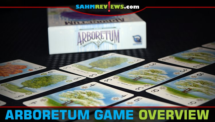 Arboretum Card Game Overview