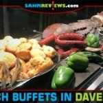 Need to get your fill of good food and desserts in the Quad Cities? Try these delicious brunch buffets in Davenport. - SahmReviews.com