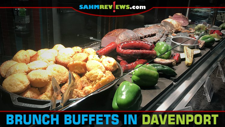 Tantalizing Brunch Buffets in Davenport