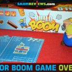 If you enjoy destroying as much as building, then Build or Boom by Goliath Games is the game for you! This dexterity game is perfect for all ages! - SahmReviews.com