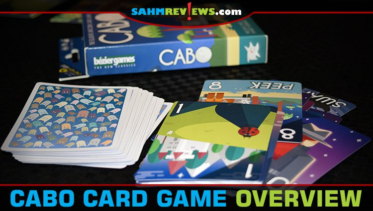 Cabo Card Game Overview