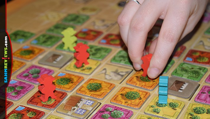 It's more fun than picking your own! Citrus by Tasty Minstrel Games has just become our go-to game for introducing new people to hobby board games! - SahmReviews.com