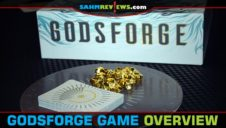 Godsforge Battle Game Overview