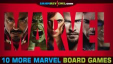 10 More Marvel-Themed Board Games