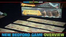 New Bedford Game Overview and Rising Tide Expansion
