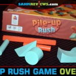 We needed a break from all the Endgame discussion, so decided to break out Nice Game Publishing's Pile-Up Rush to clear our minds! - SahmReviews.com