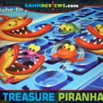 We got all gobbled up by the piranha in Mattel's Piranha Panic! It was only a couple bucks and thrift and provided multiples of that in entertainment value! - SahmReviews.com