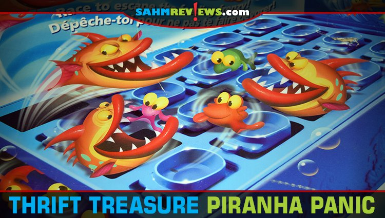 Thrift Treasure: Piranha Panic