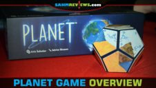 Planet 3-Dimensional Tile Game Overview