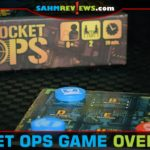 Pocket Ops from Grand Gamers Guild puts a tactical and unpredictable spin on the traditional game of Tic Tac Toe. - SahmReviews.com