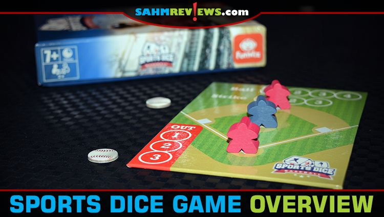 Sports Dice Football & Baseball Overview