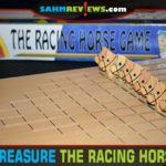 We had never played any gambling games with our daughters, instead choosing more strategic titles on game night. The Racing Horse Game changed all that! - SahmReviews.com