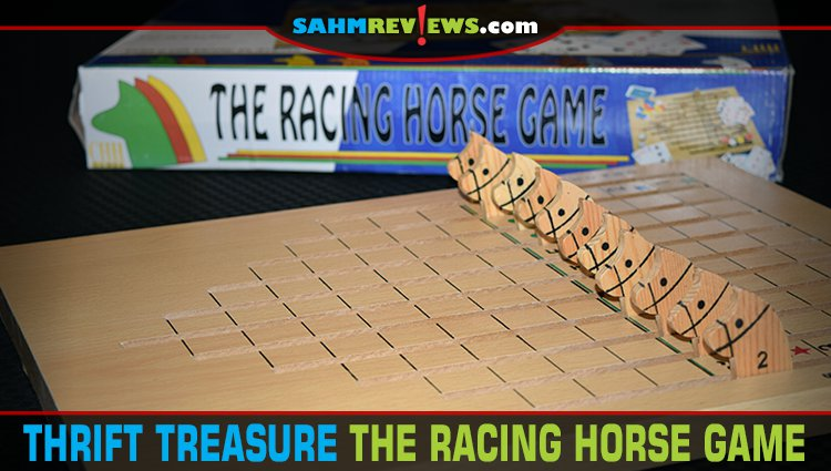 Thrift Treasure: The Racing Horse Game