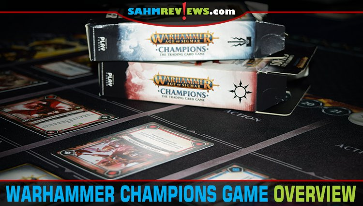 Warhammer Age of Sigmar: Champions TCG Overview