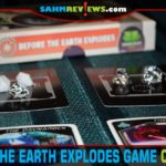 Improve technology, avoid damage and colonize planets to claim victory in Before the Earch Explodes from Green Couch Games. - SahmReviews.com
