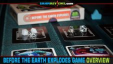 Before the Earth Explodes Game Overview