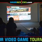 Be the talk of your friends and neighbors by hosting an outdoor video game tournament using a BenQ projector! - SahmReviews.com