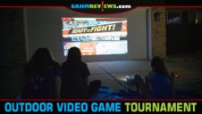 Host an Outdoor Video Game Tournament