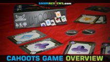 Cahoots Trick-Taking Card Game Overview