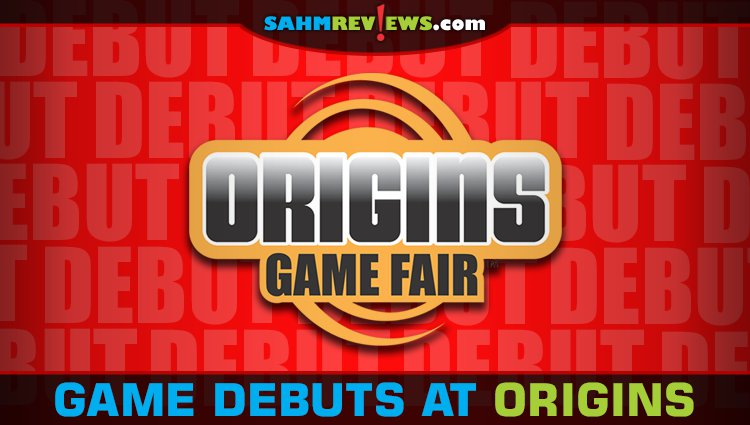 The Best New Games at Origins Game Fair 2019 – Part 1