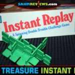 It was another case of finding a game that had gone unplayed for over 30 years! This week we picked up Instant Replay by Milton Bradley for only $1.88! - SahmReviews.com