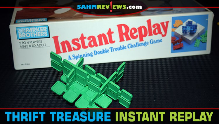 Thrift Treasure: Instant Replay