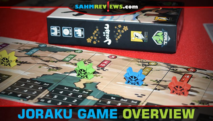 Joraku Board Game Overview