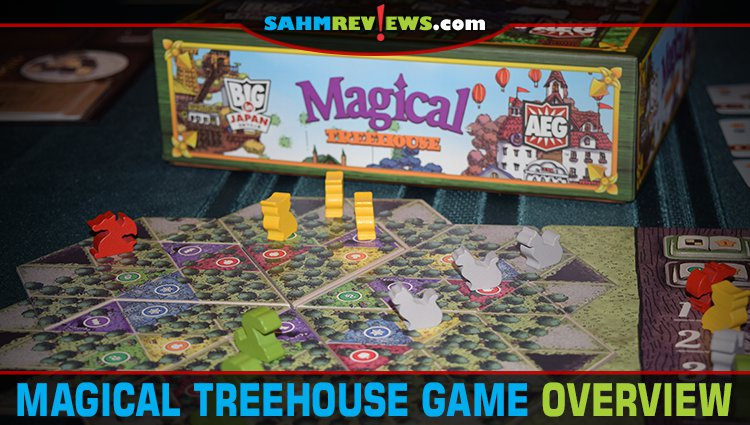 Magical Treehouse Game Overview