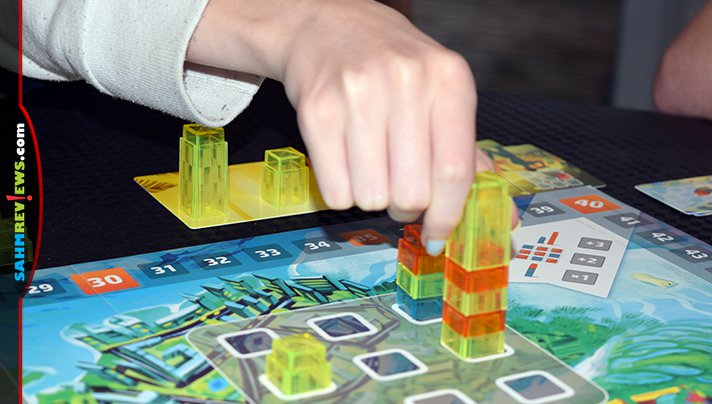 We've discovered that Manhattan isn't as scary as we thought! Both the actual city and the board game by FoxMind are easier than you'd think! - SahmReviews.com