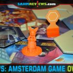 Sometime the best games are the ones where there is no communication. Shadows: Amsterdam does just that as you try to solve a crime with just pictures! - SahmReviews.com