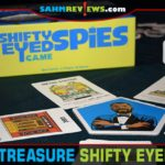 It's always cool when we find a game at thrift that we already know and would like to own, even at full price. This week we found Shifty Eyed Spies! - SahmReviews.com