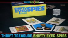 Thrift Treasure: Shifty Eyed Spies