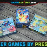 Keep little kids (of all ages) busy with wholesome fun including these toddler games from Pressman Toys. - SahmReviews.com