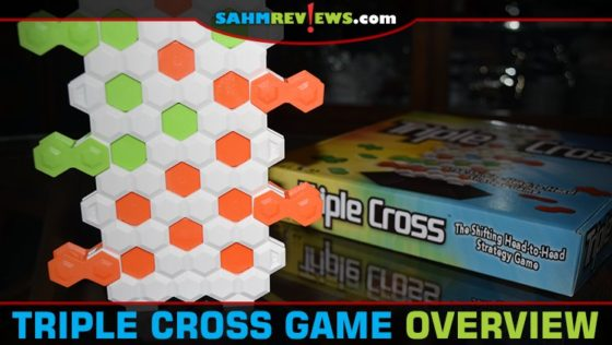 Triple Cross Abstract Game Overview