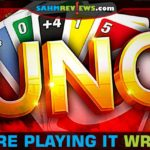 You've been playing UNO wrong all these years! Mattel finally speaks out about how +2 and +4 are really supposed to be played! - SahmReviews.com