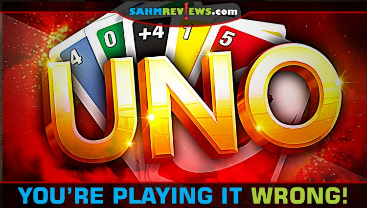 You've Been Playing UNO Wrong All Along