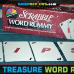 When we play word games, they're usually ones we find at thrift. This week we found another in the Scrabble line - Word Rummy! - SahmReviews.com