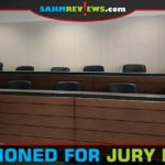 Did you receive a jury summons in the mail? If you are upset and want to avoid jury duty, you should read this. - SahmReviews.com