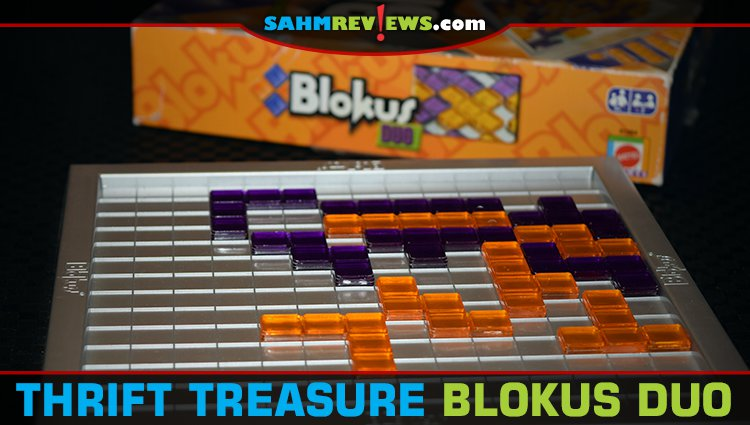 Thrift Treasure: Blokus Duo