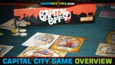 Capital City Card Game Overview