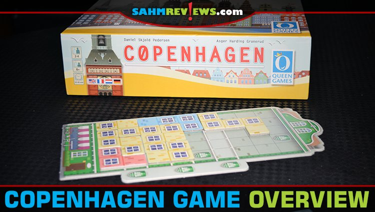 Copenhagen Puzzle Game Overview